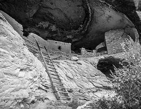Gila Cliff Dwellings by Julie Basile