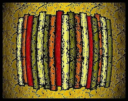 Gilded Barrel by Terry Mulligan