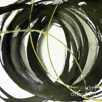 Gilded Threads 2 by Chris Paschke