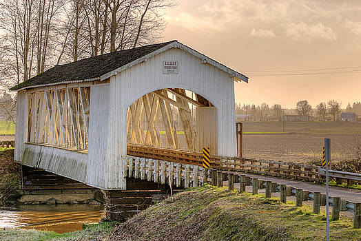 Gilkey Covered Bridge by Craig Pifer