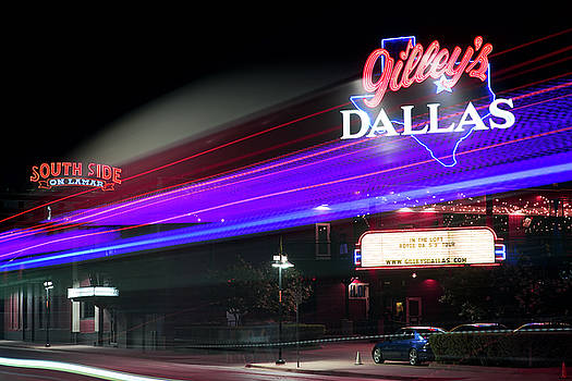 Gilley's Dallas Night Club by Rospotte Photography