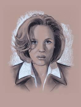 Joyce Geleynse - Gillian Anderson X Files