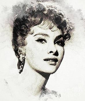 John Springfield - Gina Lollobrigida, Vintage Actress