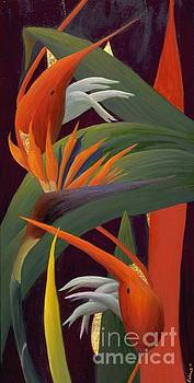 Mary Erbert - Ginger and Bird of Paradise