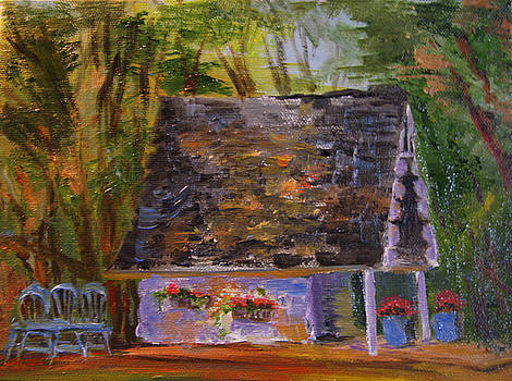 Gingerbread House by Jill Holt