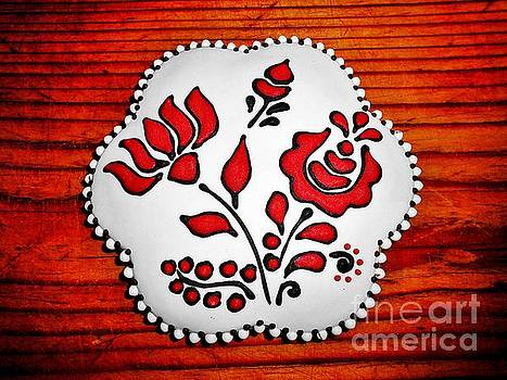Gingerbread With Hungarian Motifs by Erika H