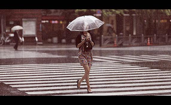 Ginza Girl by David Harding