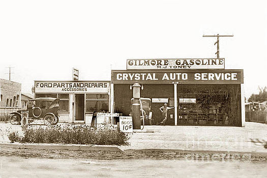 California Views Mr Pat Hathaway Archives - Giomore Gasoline- M. J. Toney Circa 1927