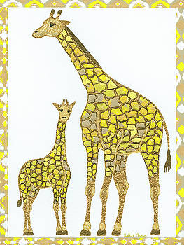 Paper Figments - Giraffe Giraffe