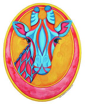 Giraffe by Tara Warburton-Schwaber