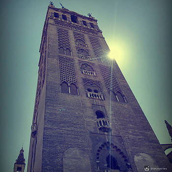 Giralda Tower. Seville. by Miguel Angel