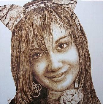 Girl by Andrea Cuvato