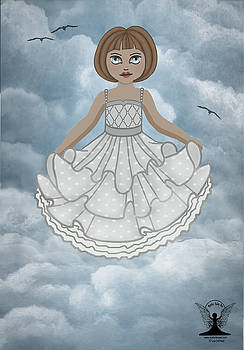 Girl in the Clouds by Lee DePriest