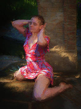 Mike Penney - Girl in the Pool 10