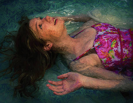 Mike Penney - Girl in the Pool 11
