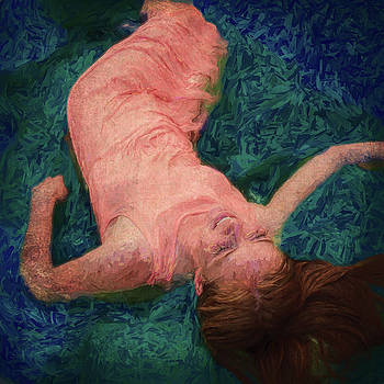 Mike Penney - Girl in the Pool 14