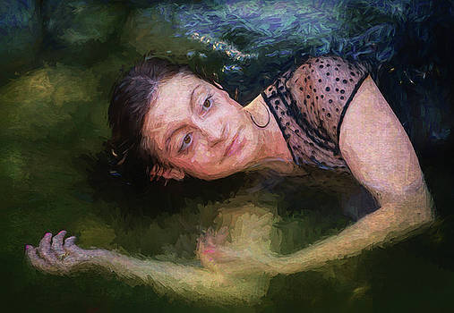 Mike Penney - Girl in the Pool 15