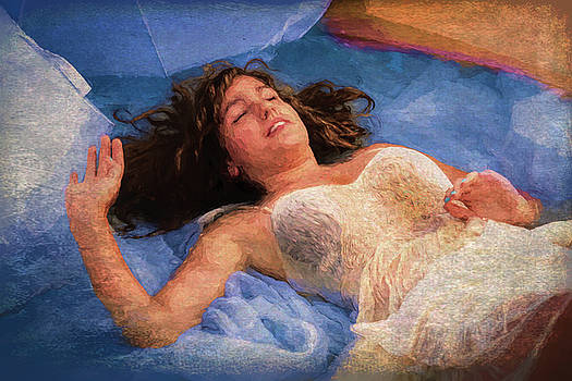 Mike Penney - Girl in the pool 5
