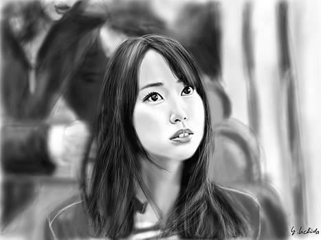 Girl No.104 by Yoshiyuki Uchida