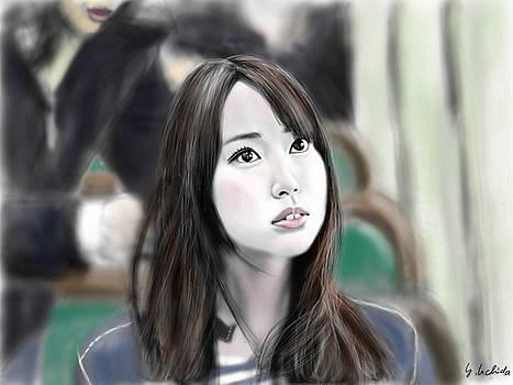 Girl No.105 by Yoshiyuki Uchida