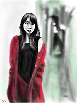 Girl No.125 by Yoshiyuki Uchida