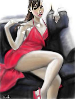 Girl No.132 revised by Yoshiyuki Uchida