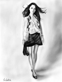 Girl No.213 by Yoshiyuki Uchida