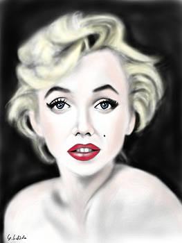 Girl No.217 Marilyn by Yoshiyuki Uchida