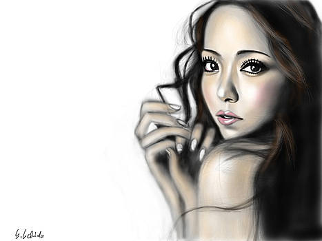Girl No.222 by Yoshiyuki Uchida
