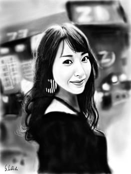 Girl No.228 by Yoshiyuki Uchida