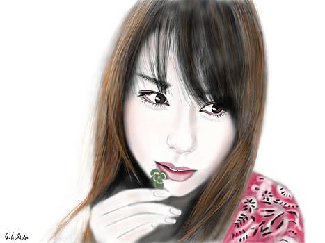 Girl No.54 by Yoshiyuki Uchida