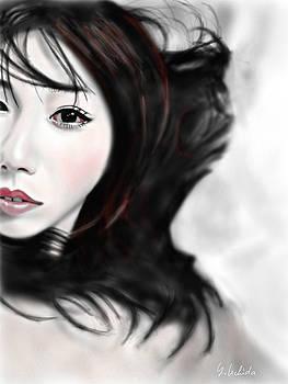 Girl No.87 by Yoshiyuki Uchida