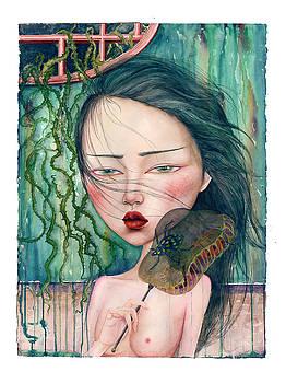 Girl Portrait by Eva Yue Wang