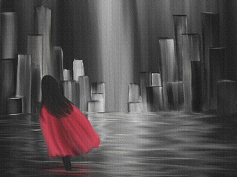 Alisha at AlishaDawnCreations - Girl With A Red Cape