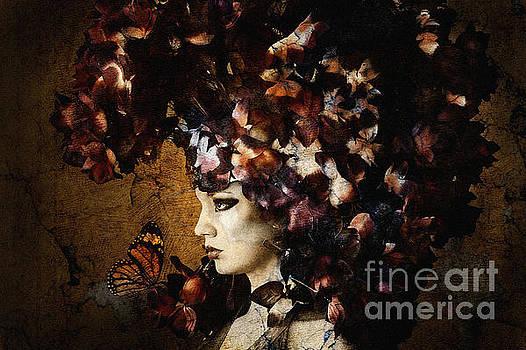 Dimitar Hristov - Girl with flower hat