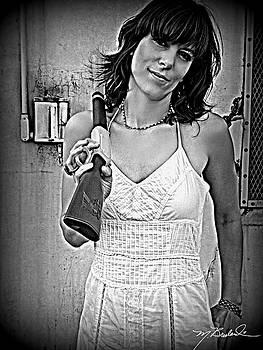 Girl With Gun by Melissa Wyatt