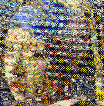 Jost Houk - Girl with the Pearl Earring