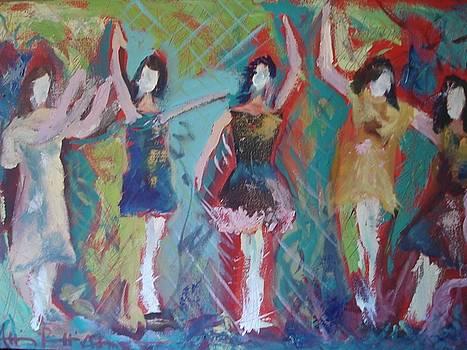 Girlfriends 1 by Allison  Adams