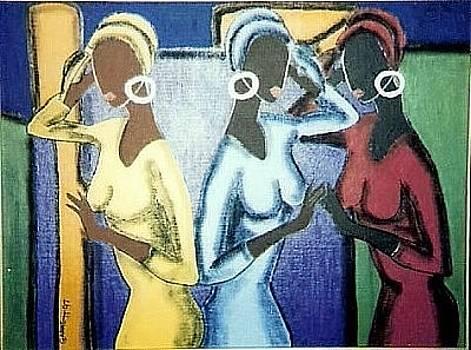 Girls by Garnett Thompkins