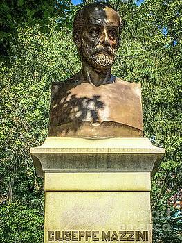 Julian Starks - Giuseppe Mazzini in Central Park