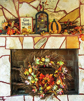 Give Thanks 1 by Leticia Latocki