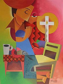 Give us this day our daily Bread by Hermel Alejandre