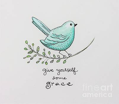 Elizabeth Robinette Tyndall - Give Yourself Some Grace
