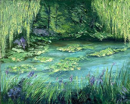Giverny by Gail Kirtz