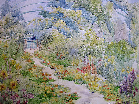 Giverny by Nancy Henkel Schulte
