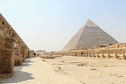 Giza by Silvia Bruno
