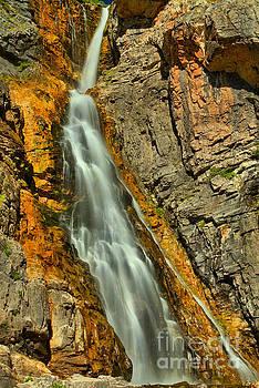 Adam Jewell - Glacier Apikuni Falls