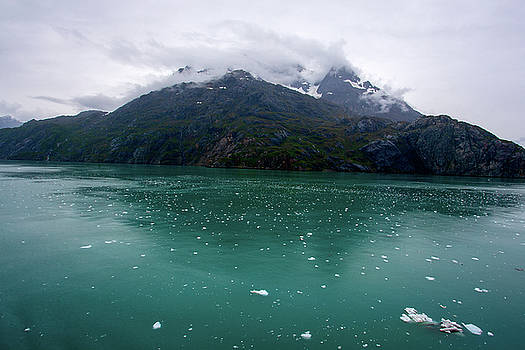 Anthony Jones - Glacier Bay Mountain