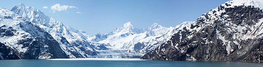Ramunas Bruzas - Glacier Bay Panorama