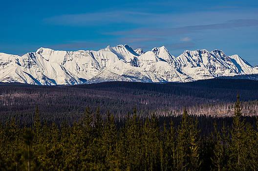 Jedediah Hohf - Glacier Country, Montana